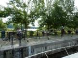 Park at Chambly Lock #9
