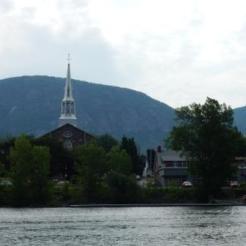 RR near Mont St. Hilaire