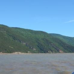 North Shore Laurentian Mountains