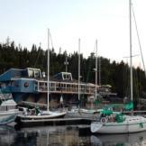 Tadoussac marina & restaurant