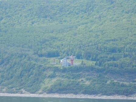 Pointe-à-la-Renommée Lighthouse, & Marconi museum