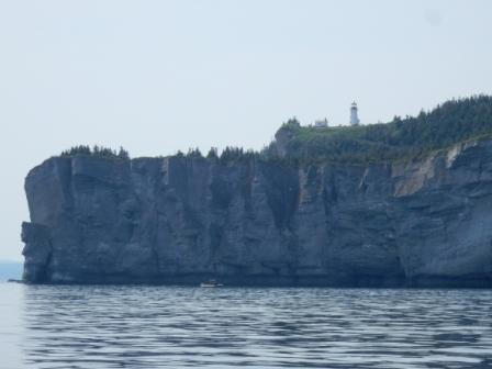 Forillon Peninsula Lighthouse
