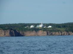 Saint-Georges - South Shore of Gaspe Bay