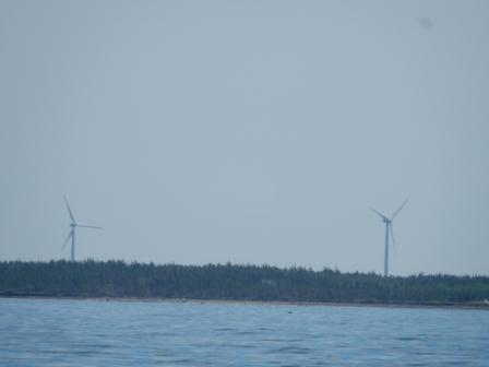 Windmills in NB