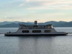 Burlington Ferry Boat