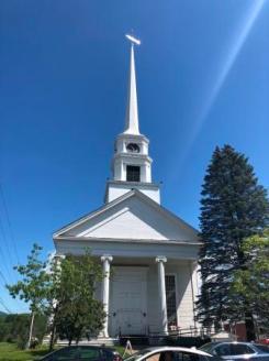 Church in Stowe Village