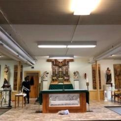 Inside St Joseph's