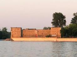Fort Chambly from marina