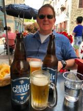 Beers at Uncle Antoine Pub