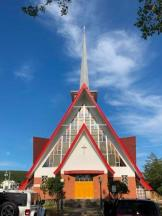 Presbyterian church in town