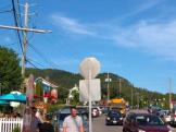 Downtown Tadoussac