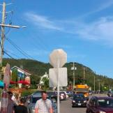 Downtown Tadoussac