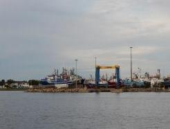 Shippagan Commercial wharf