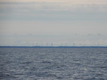 Windmills on PEI