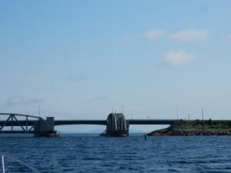 Iona Bridge - Bras D'Or Lake