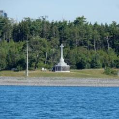 Memorials at Point Pleasant Park