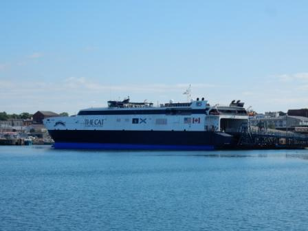 """The CAT"" - Yarmouth-Bar Harbour Ferry"