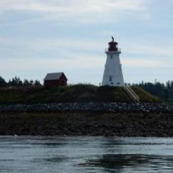 Mulholland Point Lighthouse - Campobello