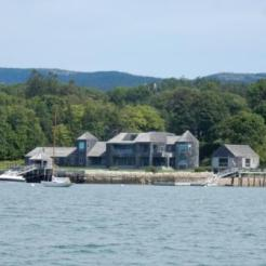 House on Somes Sound