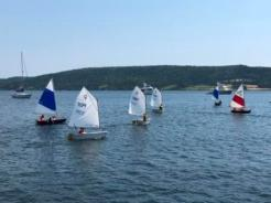 Yacht Club sailing lessons