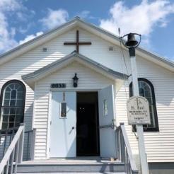 St Pauls in Sherbrooke
