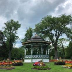 Gazebo at the Public Gardens