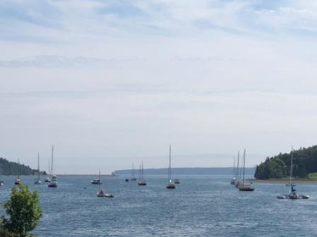 Luneneburg Harbor