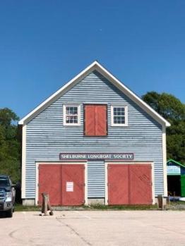 Shelburne Longboat Society - near SHYC
