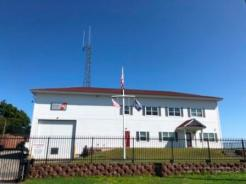Coast Guard Station Eastport - at wharf
