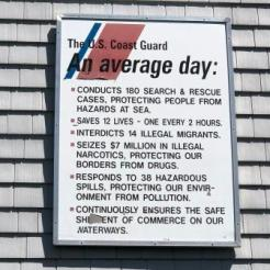 Average Day - USCG