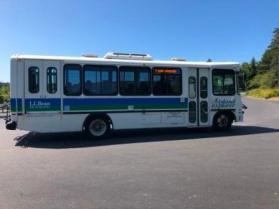 Island Explorer bus