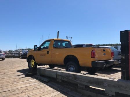 Loaner truck