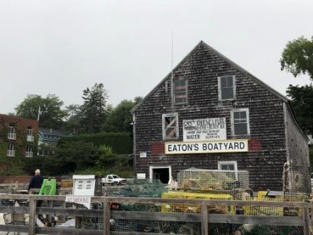 Eatons Boat Yard