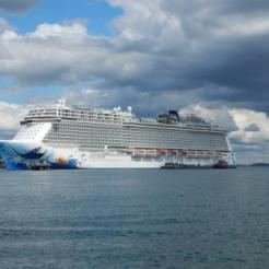 "Norwegian ""Escape"""