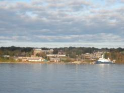 University of Rhode Island Bay Campus