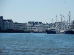 Approaching So Jersey Marina
