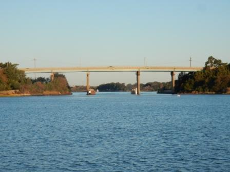 NJ 109 bridge - Entrance to Cape May Canal