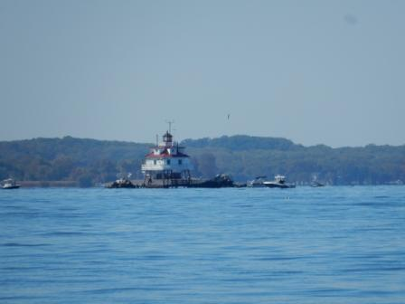 Thomas Point Shoal Light