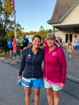 Before Bar Harbor Half Marathon