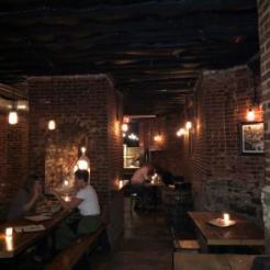 Inside Bramhall Pub