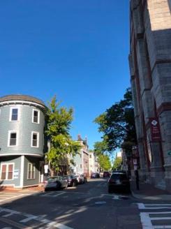 Winthrop St - Charlestown