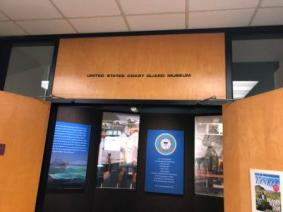 USCGA Museum Entrance