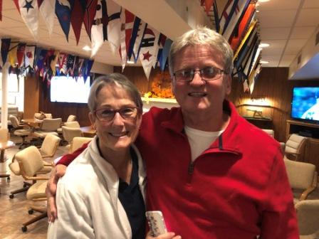 Susan & Doug (AGLCA Harbor Host)