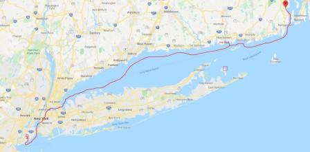 Wickford to Staten Island