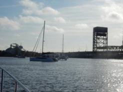Waiting on the Gilmerton & NS#7 Bridges