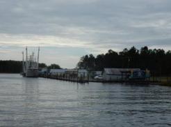 RE Mayo Co docks