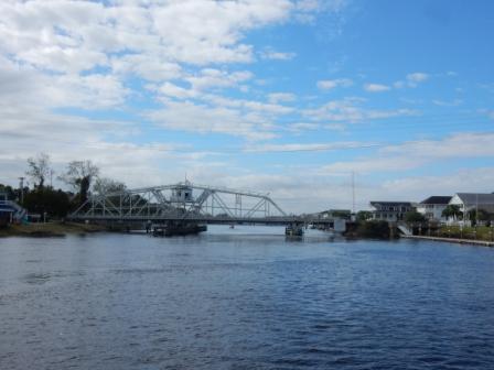 Little River Swing Bridge