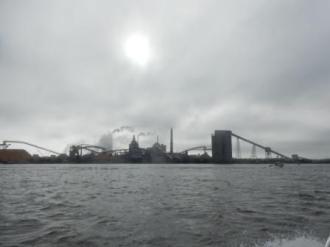 WestRock Paper mill