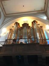 Pipe Organ at St. Peters