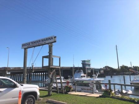 IO at Bridge Tender Marina